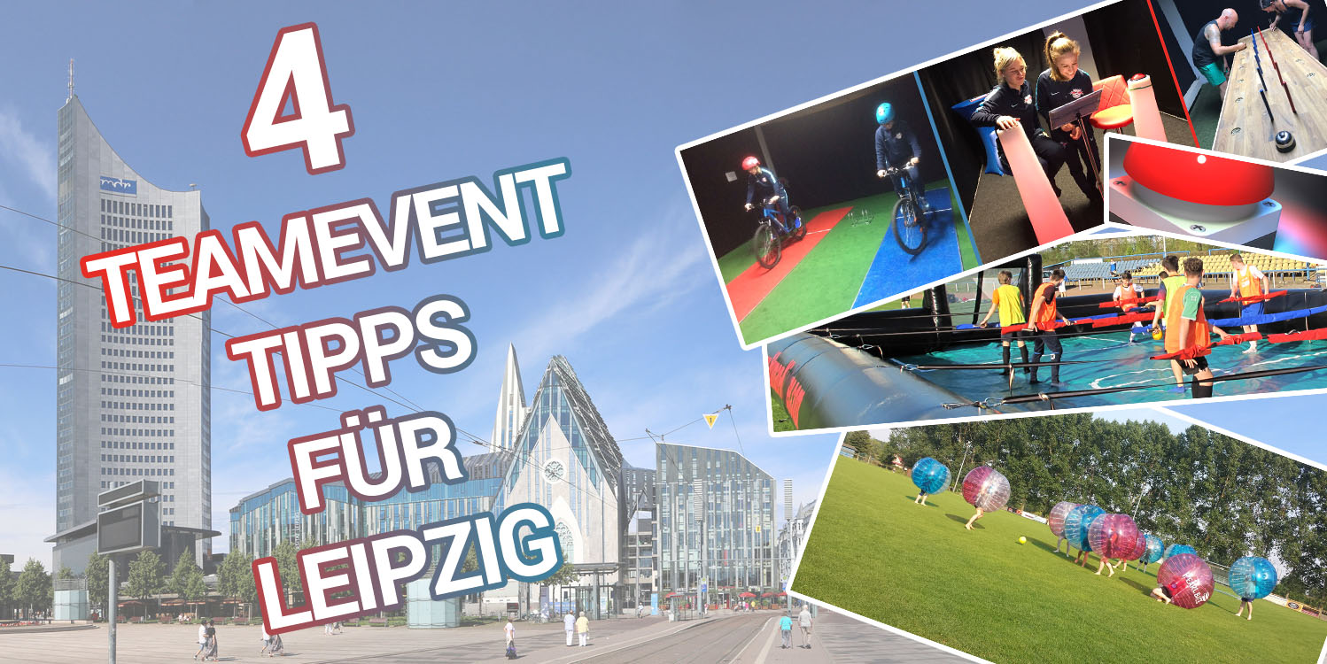 Teamevent-Leipzig