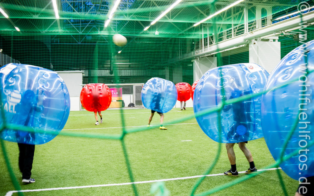 Bubbleball Leipzig